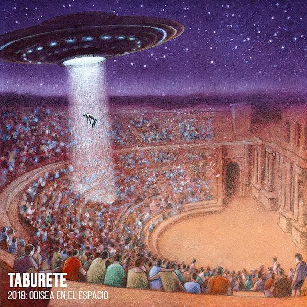 TABURETE - 2018: Odisea en el Espacio