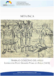 Mita Inca: Trabajo colectivo del Ayllu