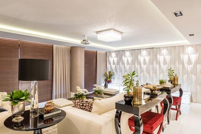 parede-3D-design-de-interiores-decoração