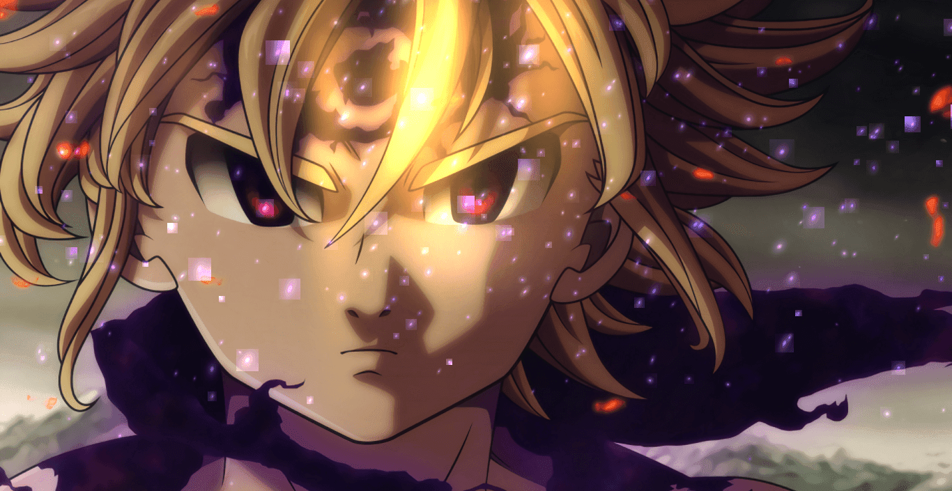 Meliodas Assault Mode CDC [Wallpaper Engine Anime]