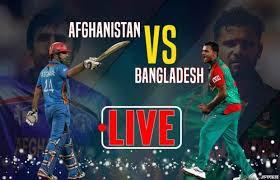 Afg vs Ban 6 th ODI