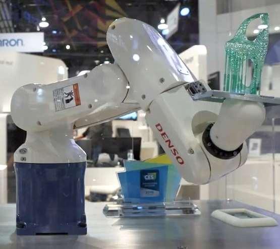 Diy 3d Printed Robot – Jerusalem House