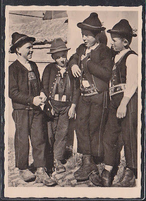 costume tradizionale tirolese
