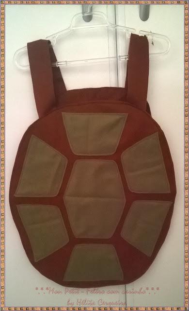 fantasia-tartarugas ninja-em feltro-Ninja Turtles