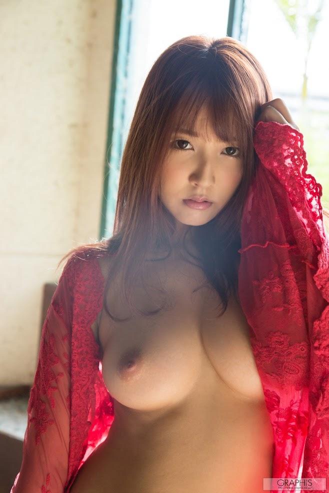 [Graphis] Yua Mikami - Glamorous Nude