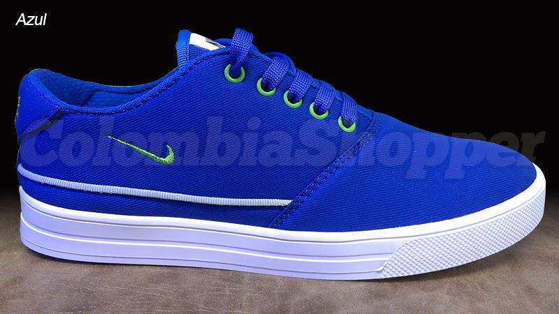sports shoes c50ea 62db3 Zapatillas Nike en Lona (2014). 05 Feb 2014