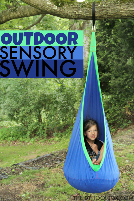 Outdoor Sensory Swing