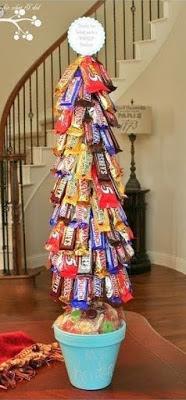 arbolitos-navideños-con-chocolates