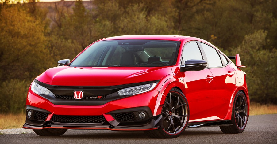 2018 Honda Civic Type R Review Price and Specs