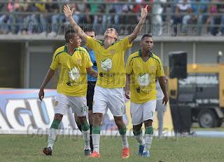 Leones FC enfrenta a Deportivo Pereira