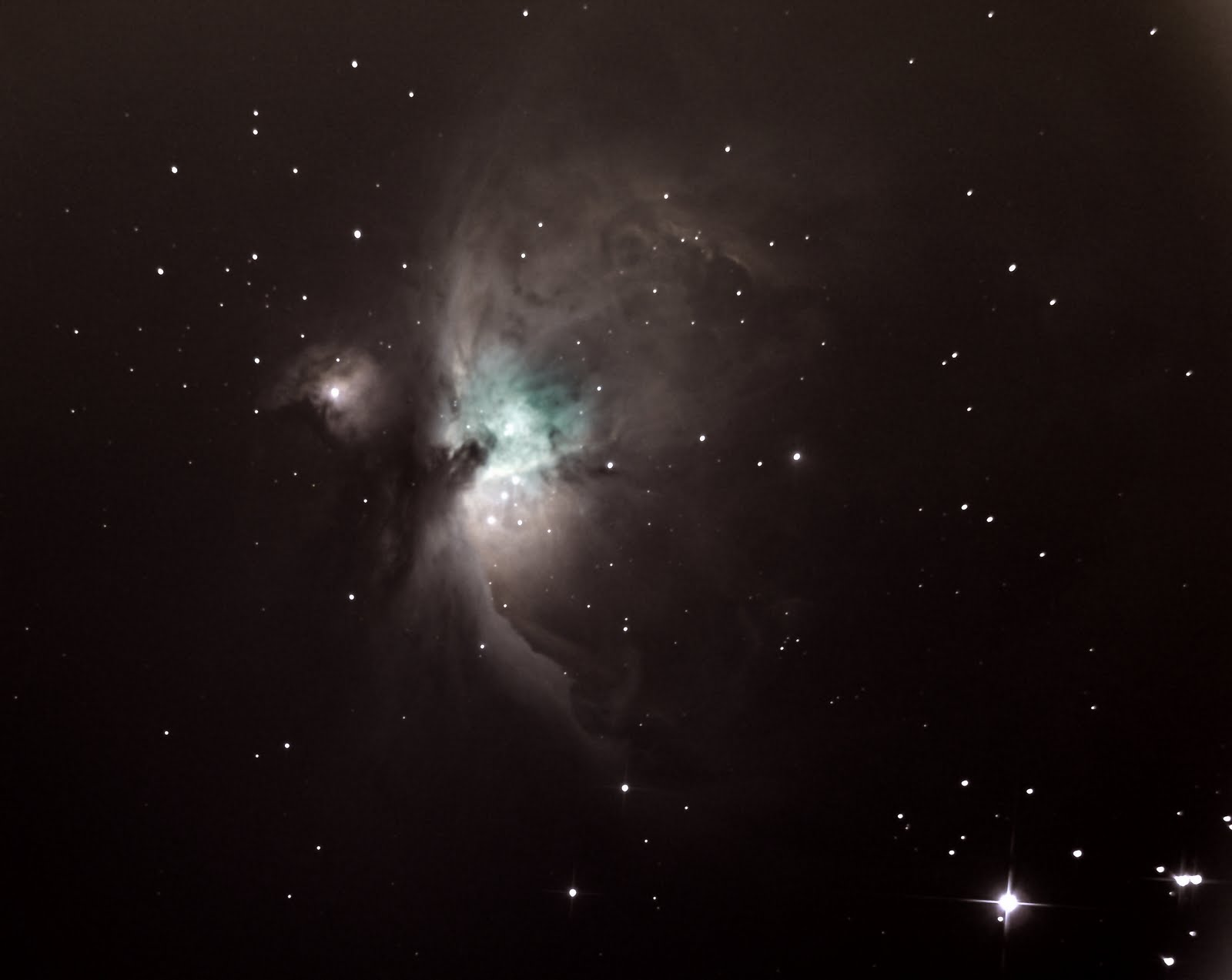 bright diffuse nebulae an atlas of the universe - HD1600×1273