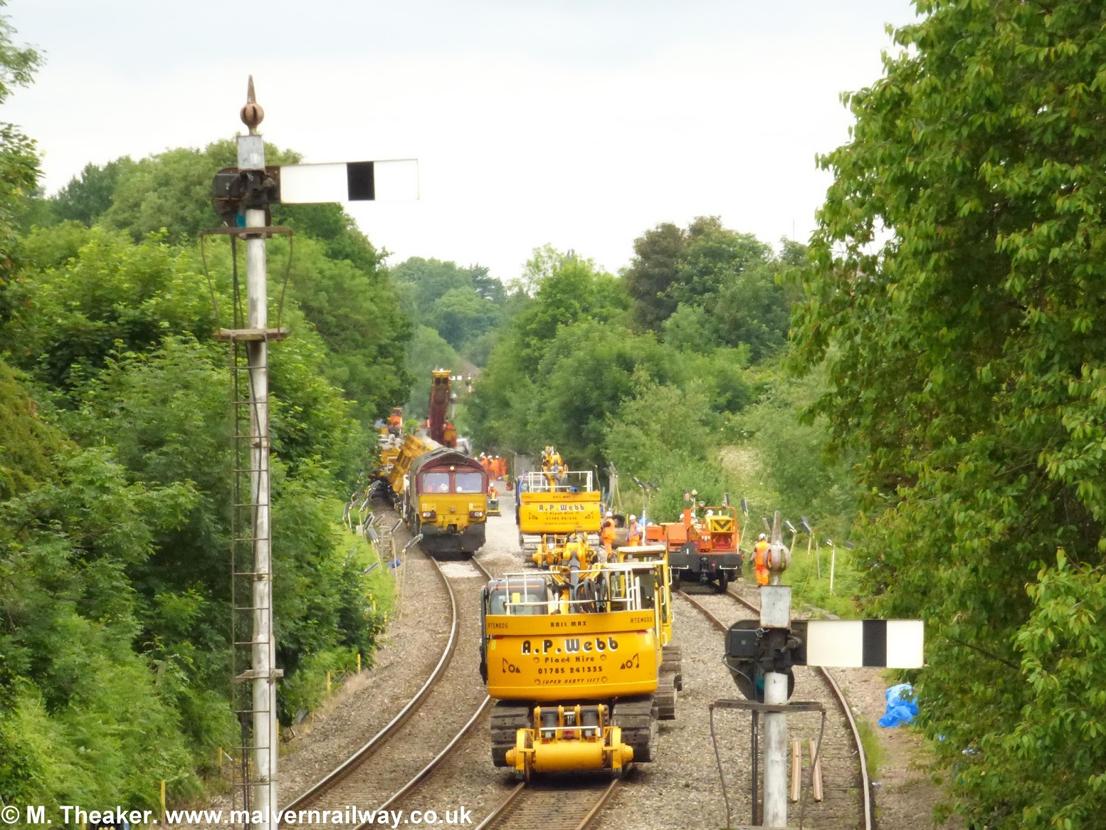 malvern u0027s lost railway june 2016