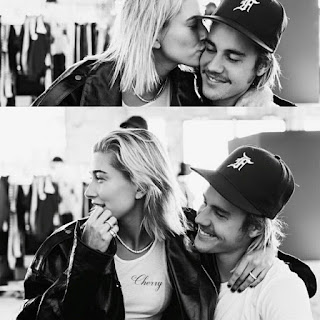 """MY HEART IS FULLY AND COMPLETELY YOURS""— Justin Bieber to Hailey Baldwin"