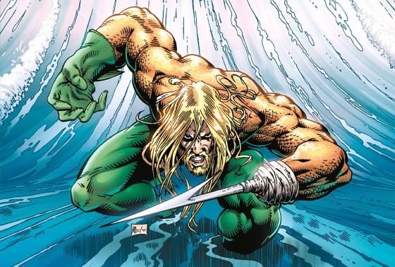 Aquaman de Peter David, Vol. 1. La Crítica