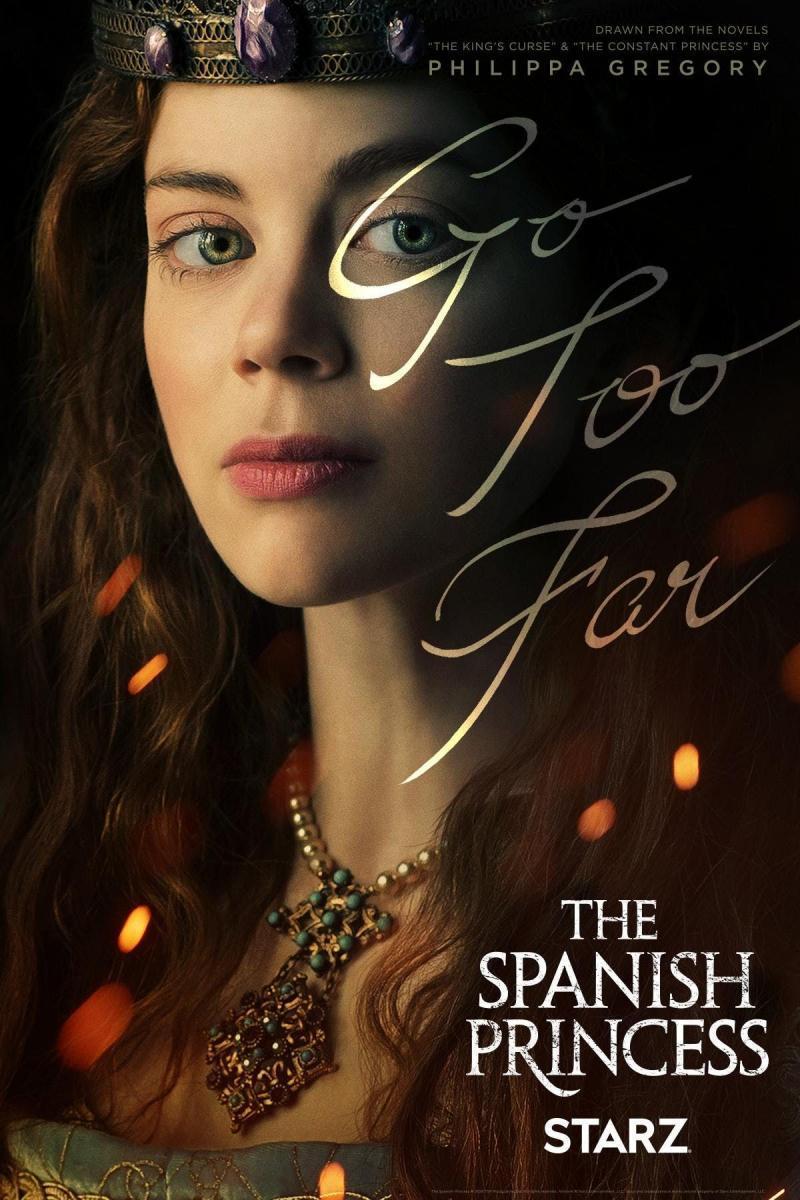 The Spanish Princess Temporada 1 1080p 720p Latino/Ingles