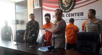 Terkait Rusuh 22 Mei Di Bawaslu Polisi Tetapkan 11 Tersangka