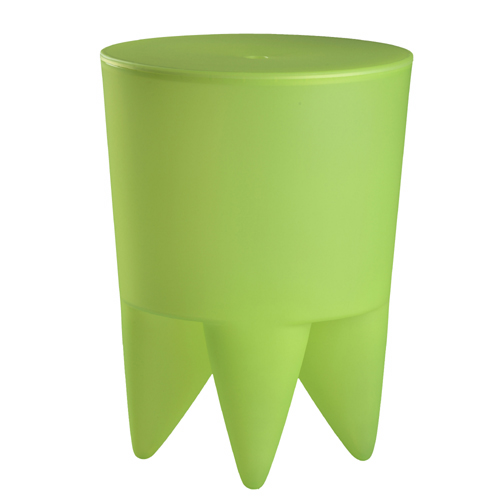 ordered the bubu 1er stool by philippe starck fat. Black Bedroom Furniture Sets. Home Design Ideas
