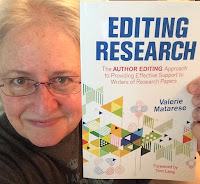 Editing Research: The Author Editing Approach to Providing Effective Support to Writers of Research Papers