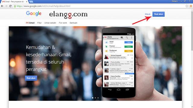 cara membuat email, buat email, daftar email, buat akun gmail