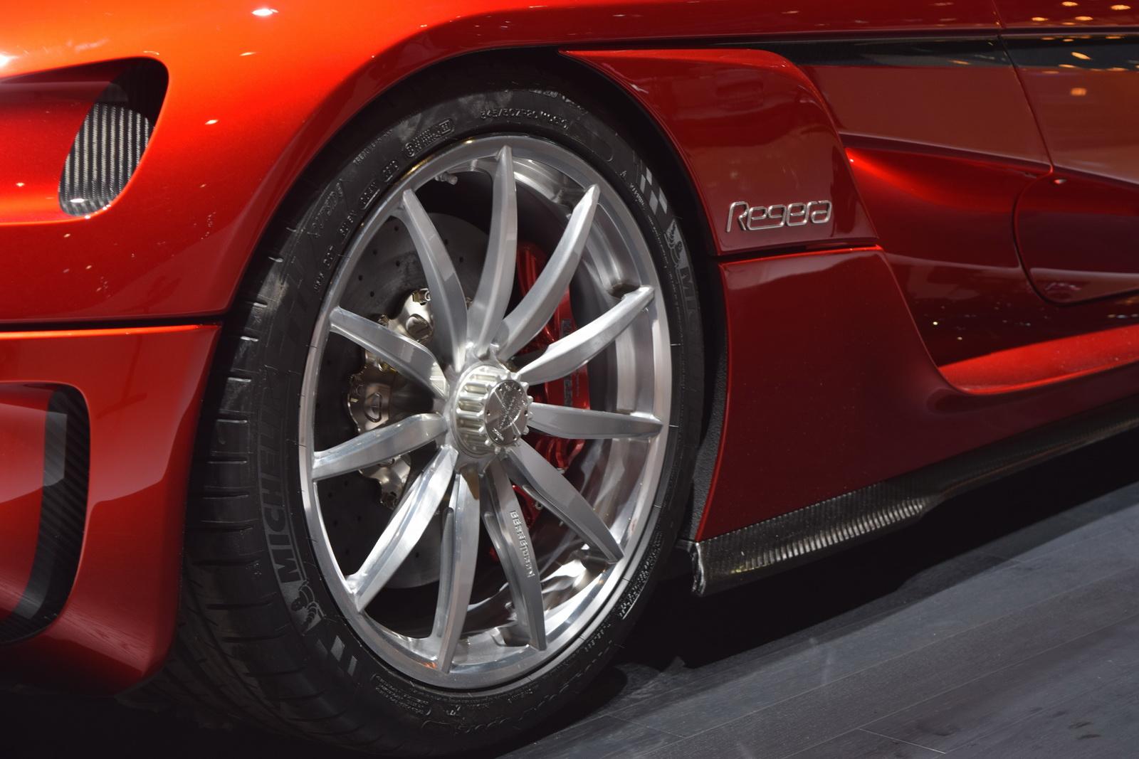 Siêu xe Koenigsegg Regera 2017