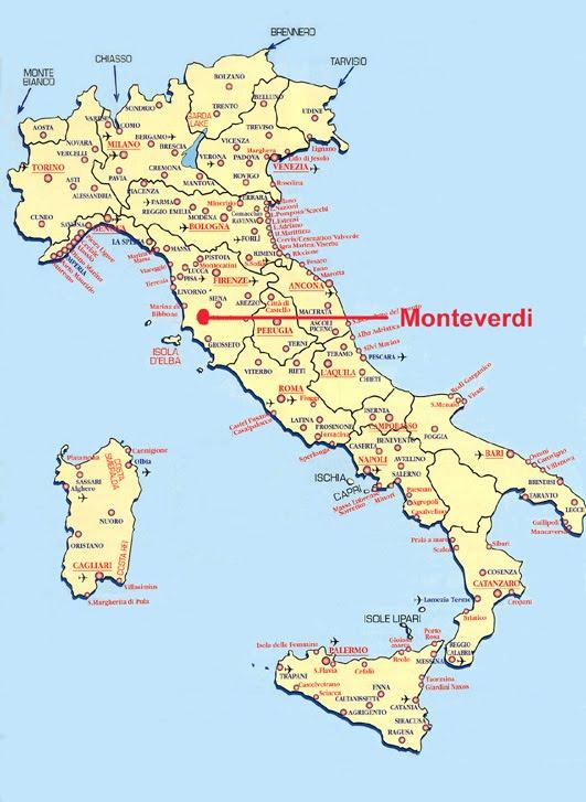 karta av italien Karta över Italien Politiska Regionen | Karta över Sverige  karta av italien