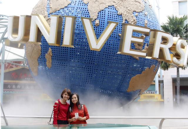 Universal Studios Sentosa Singapore ( Diariku )