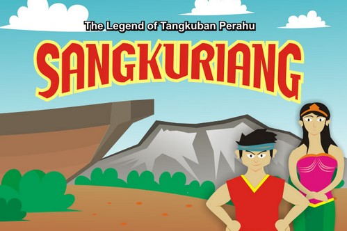 Contoh Cerita Rakyat Legenda Sangkuriang Jeans Da Download Gambar