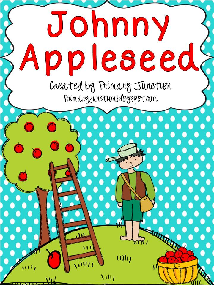 Primary Junction Johnny Appleseed