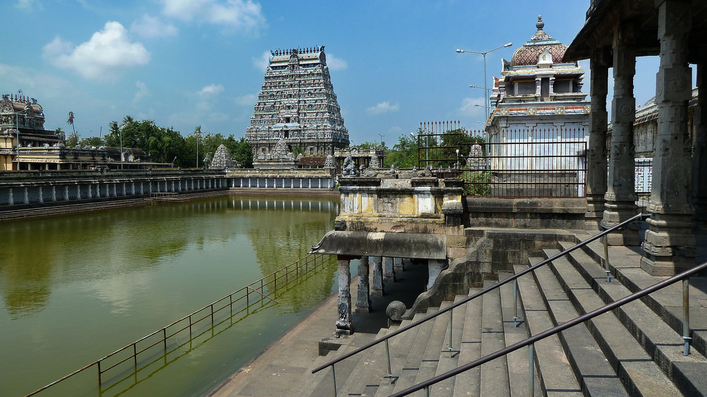 five important nataraja shrines of tamil Famous temples in tamilnadu: an overview majestic shrines, tamil nadu in many four in tamil nadu each of the five elements of nature are.
