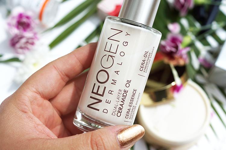 korean-skincare-makeup-haul-neogen-ceramide-serum-oil