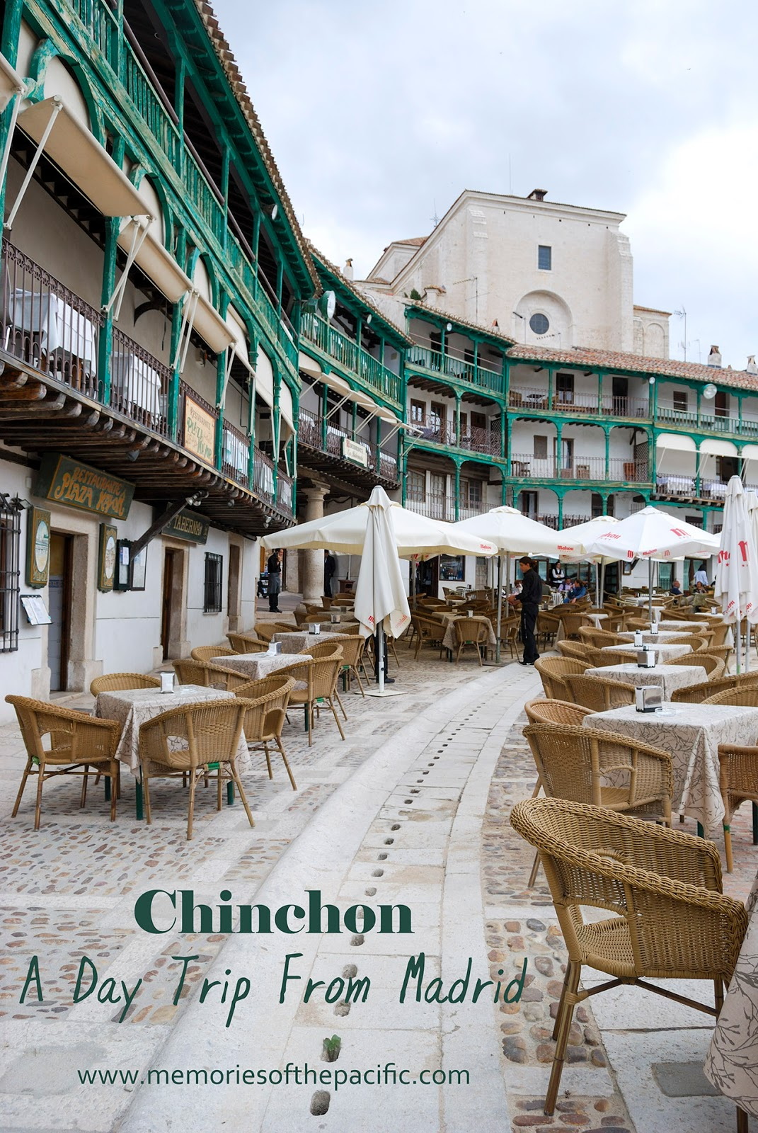 chinchon madrid pueblos bonitos plaza mayor