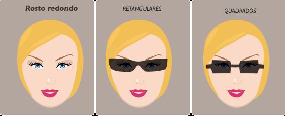 0a7f29ee6736a Teorias Femininas  Qual tipo de óculos combina com seu rosto