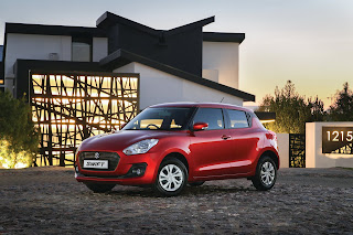 south african lifestyle blog, new suzuki swift, nomali from soweto
