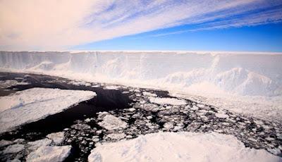 Ekspedisi Menyingkap Ekosistem Tersembunyi di Antartika