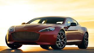 Dream Fantasy Cars-Aston Martin Rapide S 2013