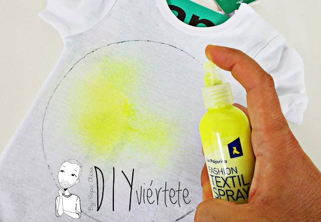pintura-spray-fashion-la pajarita-pintura textil-tela-body-bebé-batik-5