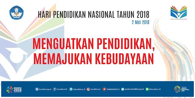 Pedoman Pelaksanaan Upacara Hari Pendidikan Nasional (Hardiknas 2018)