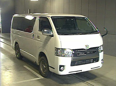 16019PT02 2015 Hiace Super GL Long 4WD