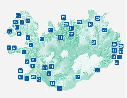 islandia 24 - noticias y viajes a islandia -: viajar por islandia en