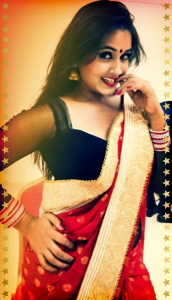 Kajal Raghwani Sharee