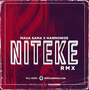 Download Audio | Maua Sama X Harmonize - Niteke RMX
