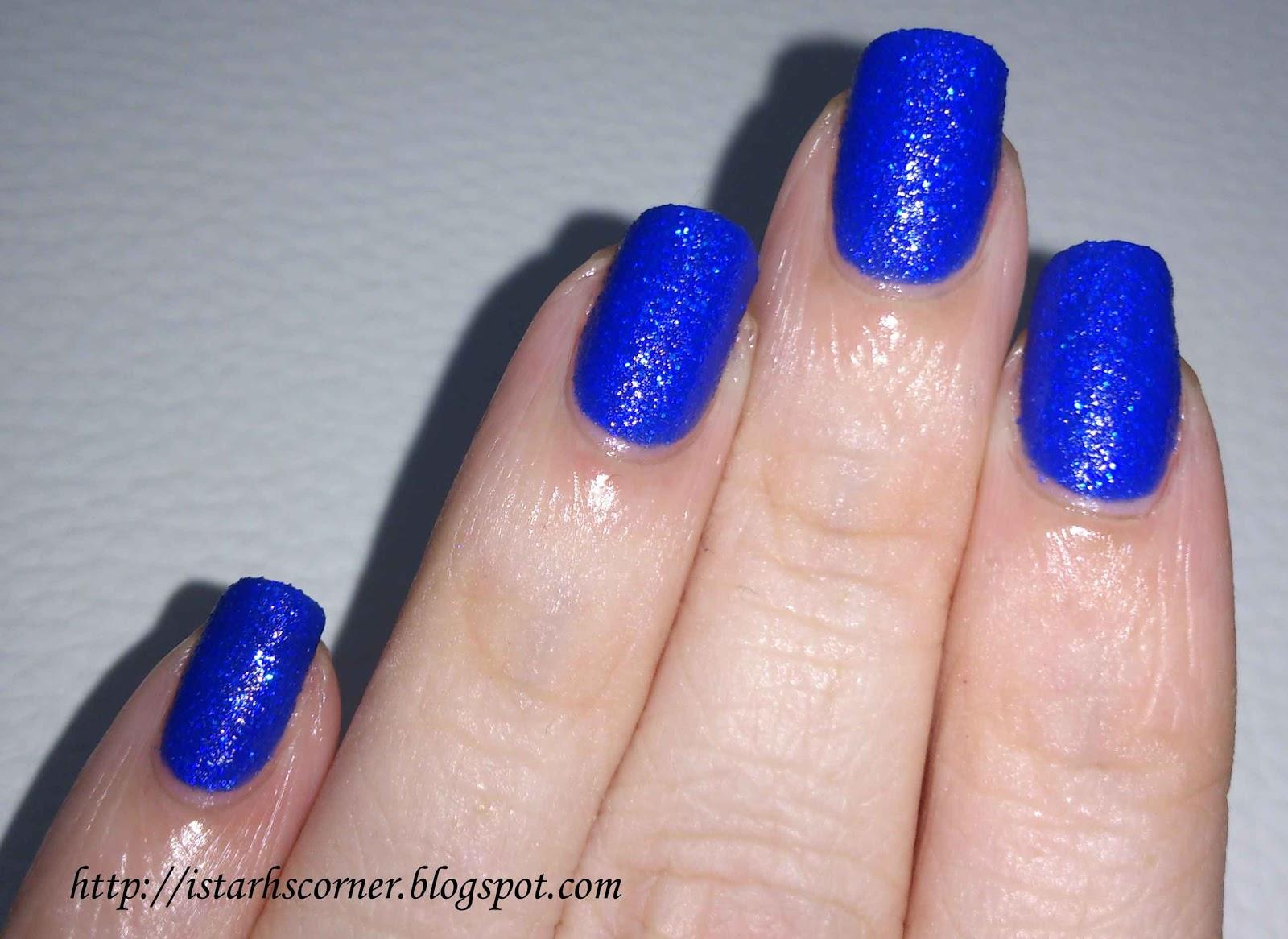 Istarh\'s Corner (Mi rinconcito): Kiko Real Glare 4: Keen Cobalt Blue