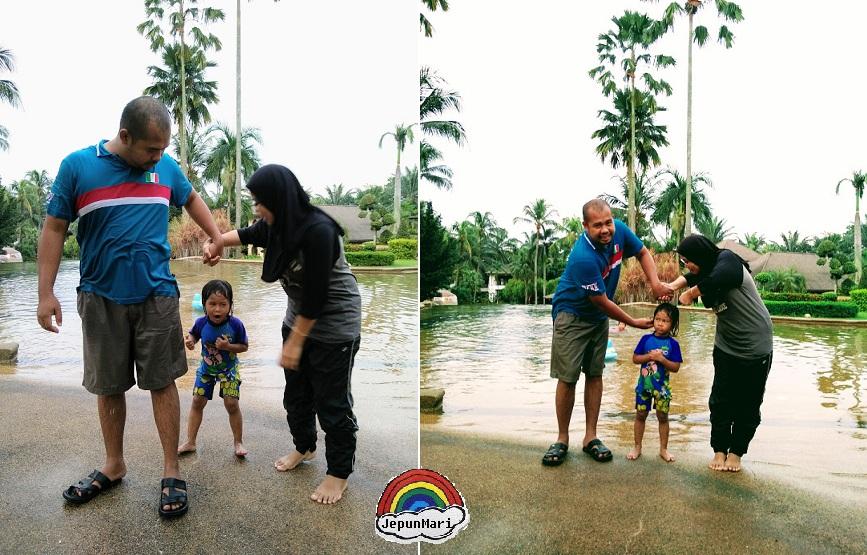 Percutian keluarga ke Cyberview Resort & spa Cyberjaya