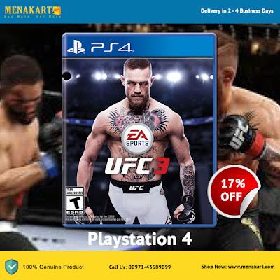UFC 3 - Playstation 4 Online