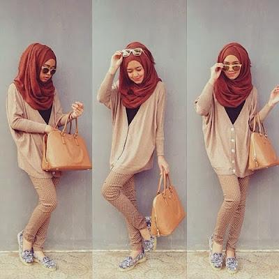 Model Hijab Terbaru Modern 2016 Untuk Remaja