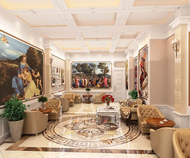 Nội thất tuyệt đỉnh của căn hộ Deldorado Phú Thượng