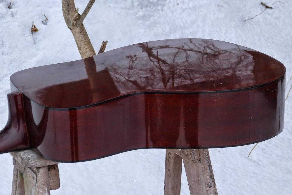 1970s yamaha fg 260 12 string guitar. Black Bedroom Furniture Sets. Home Design Ideas
