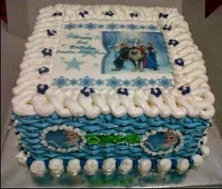 kue edible frozen di bandung