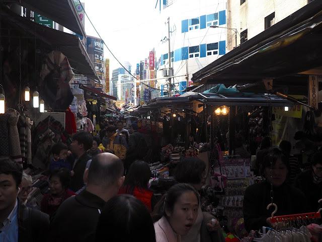 Namdaemun Market, Seoul