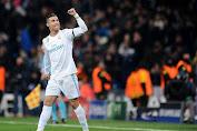 Ronaldo Wins Ballon d'Or 2017